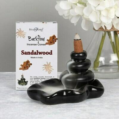Sandal - Stamford - Cones Back Flow