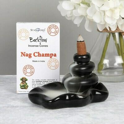 Nag Champa - Stamford - Back Flow Cones