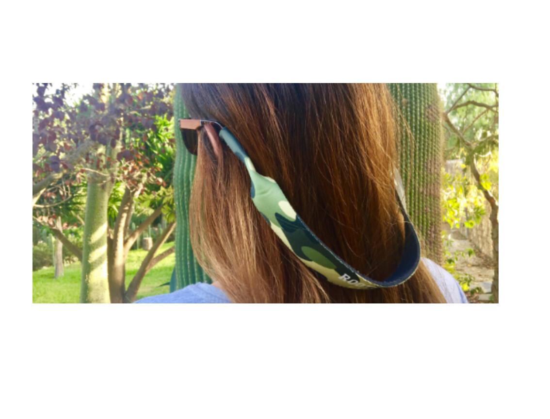RF Strap Sunglasses