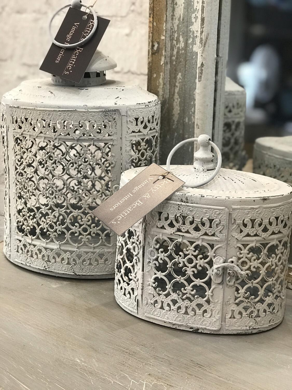 Small Oval Moorish Lantern