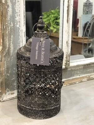 Round Moorish Lantern
