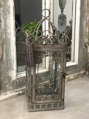 Napoli Distressed Lantern