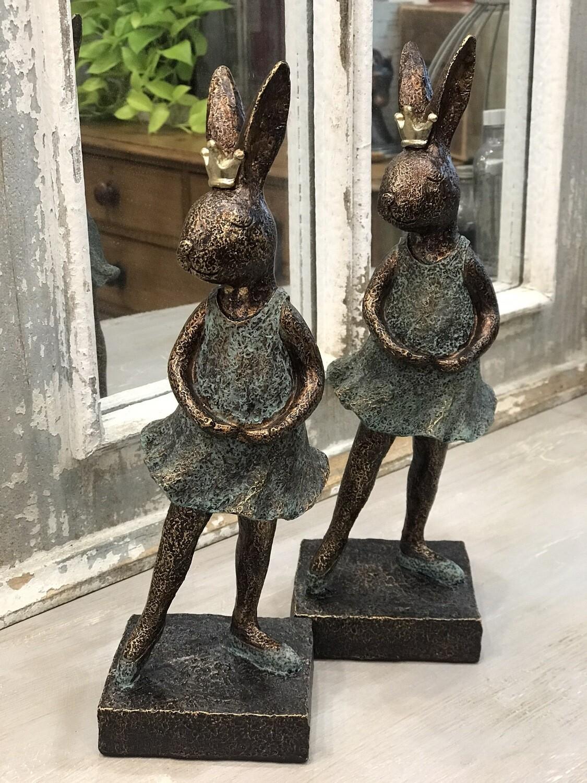 Ballerina Rabbit Ornament