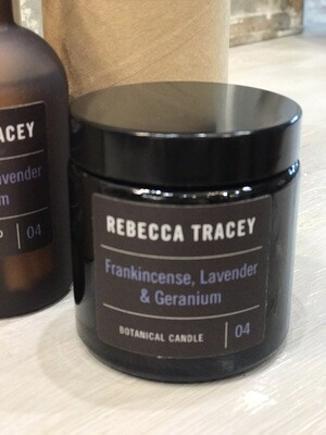 Travel Candle - Frankincense, Lavender & Geranium