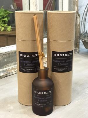 Reed Diffuser - Frankincense, Lavender & Geranium