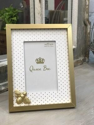 Queen Bee Photo Frame