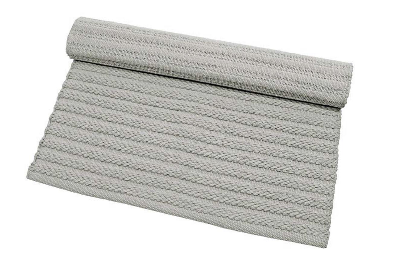 Cotton Rope Rug - Grey