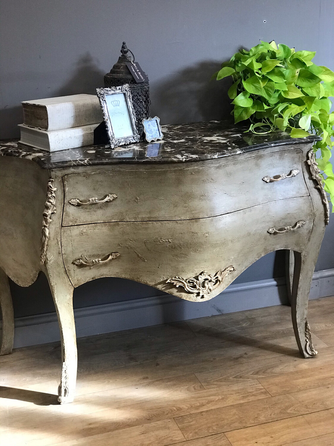 French Style Bombe / Sideboard