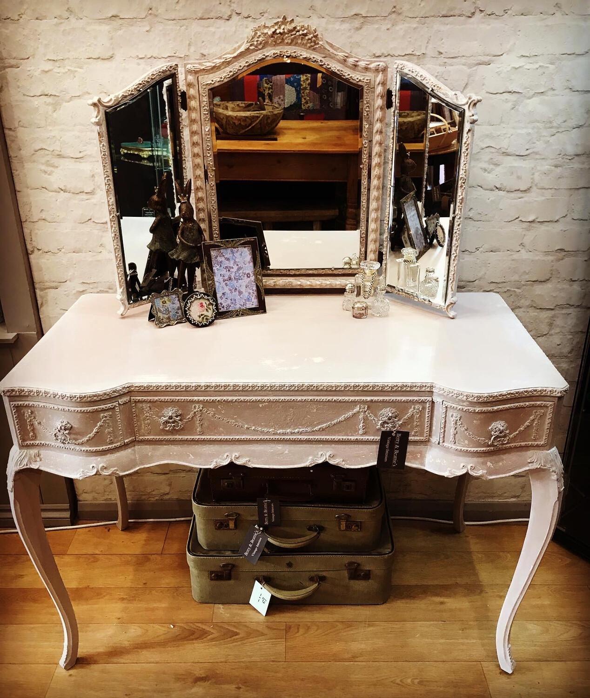 Vintage Olympus Dressing Table