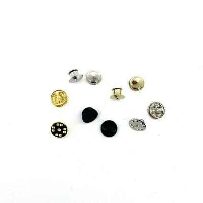 Enamel Pin Backings