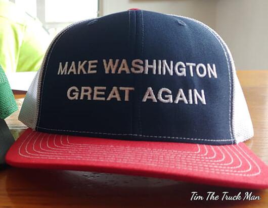 Make Washington Great Again