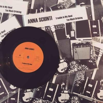 """7"""" Vinyl Single -Trouble In My Head"""