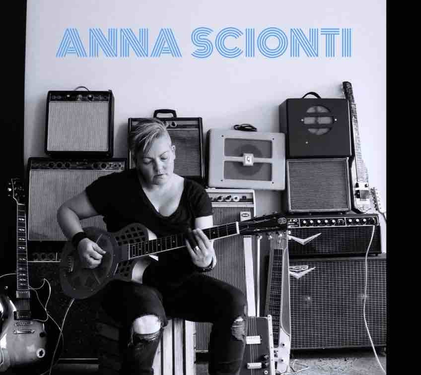 Anna Scionti EP (self titled)