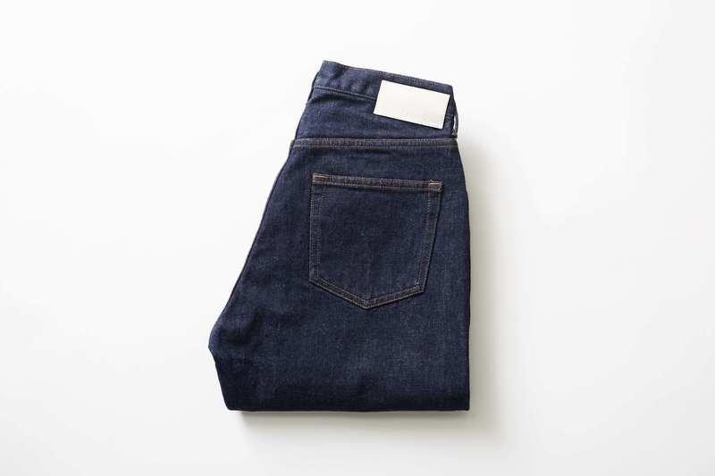 Letter Jeans