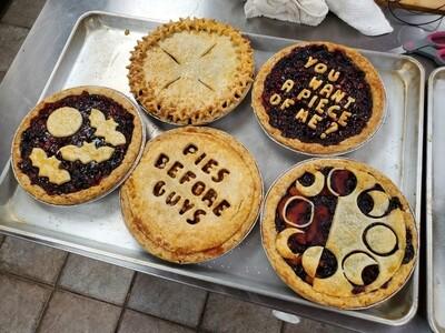 Random Prp pie