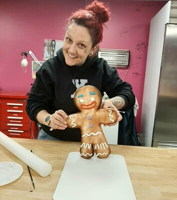 Large gingy
