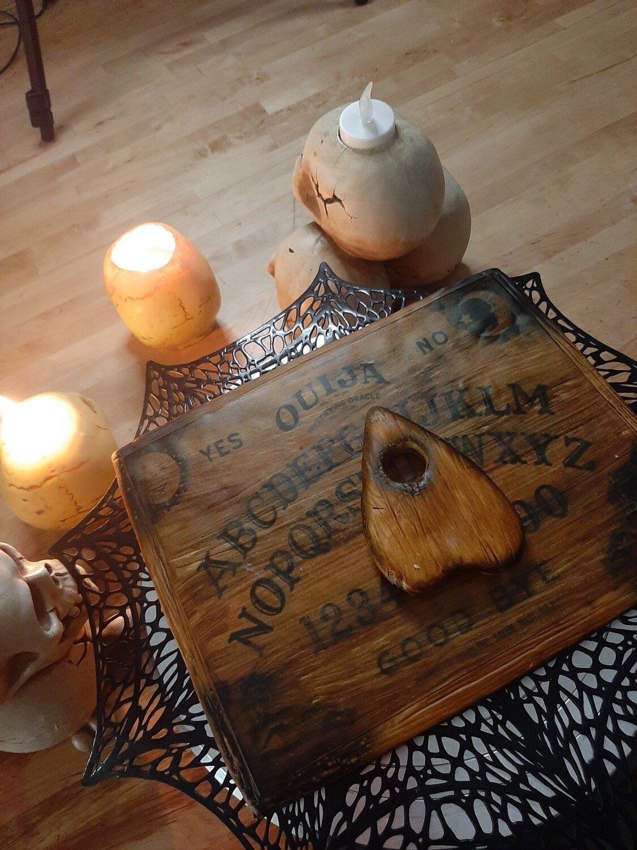 Ouija cookie board set