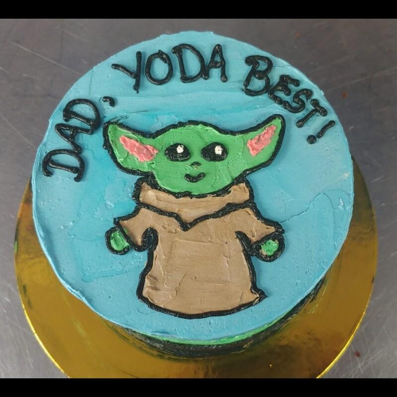 yoda best cake