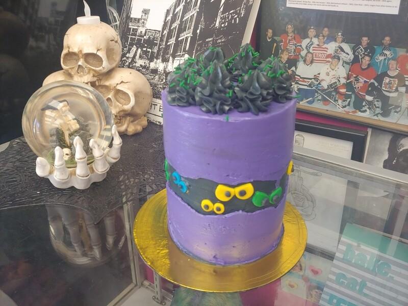 Jens pick of july cake