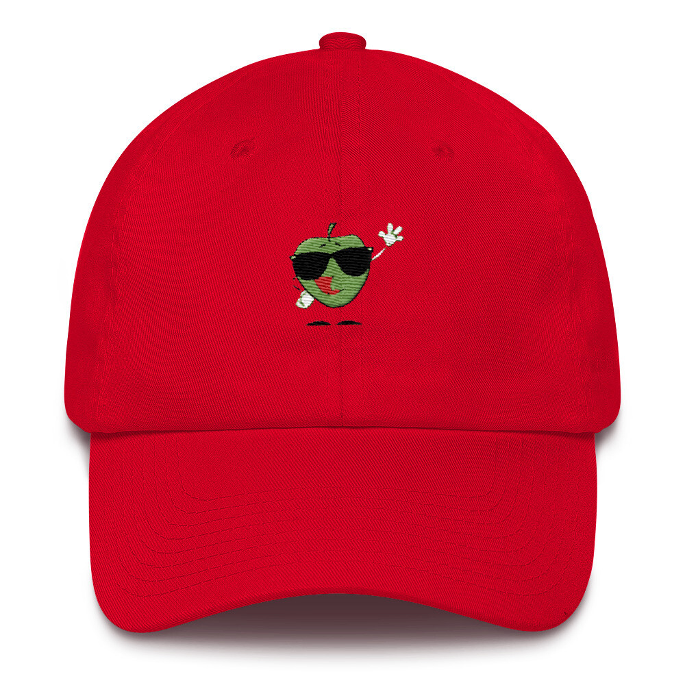 SnG Apple Dad Hat