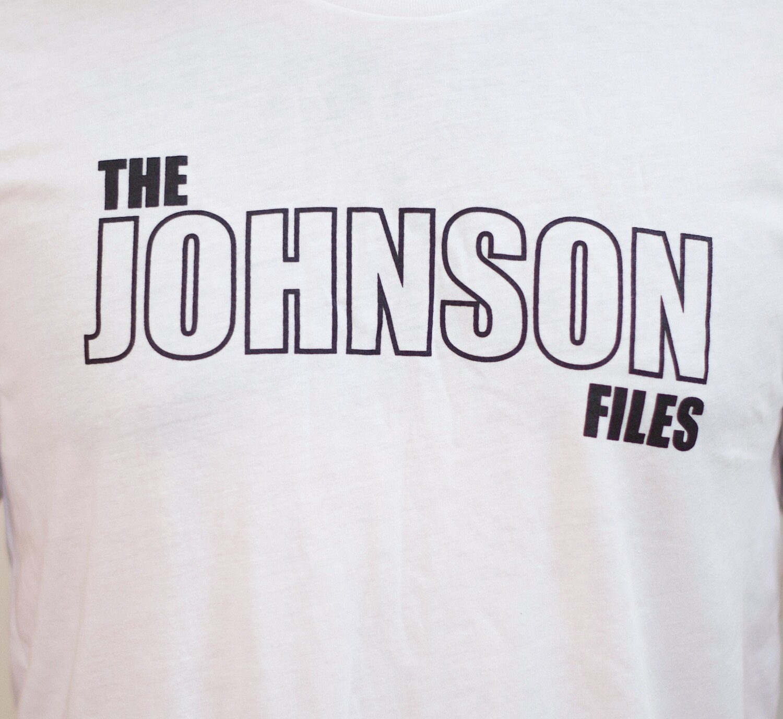 Johnson Files T-Shirt (Various Colors)