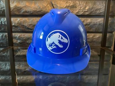 Jurassic Hard Hat Helmet