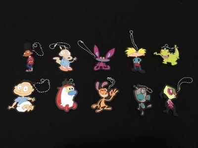 Nickelodeon Key Chains