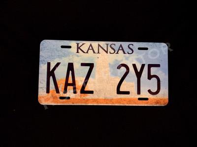 Supernatural Replica License Plate