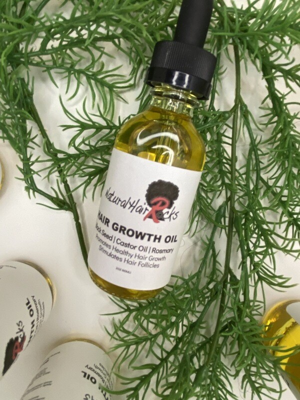 Natural Hair Rocks Natural Hair GROWTH OIL
