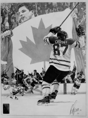 Sidney Crosby Golden Goal | 10.75