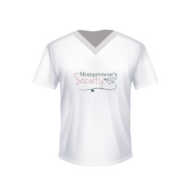 White t‑shirt