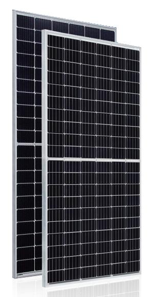 Astronergy solpanel 335w Alu-ram, vit baksida