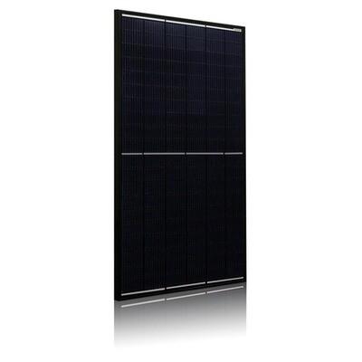 Astronergy solcellspanel 325W 120-halvceller - helsvart