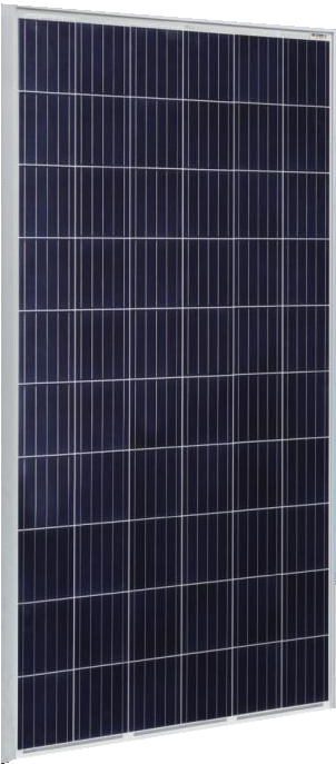Astronergy solpanel 275w Poly 60cells Alu-ram