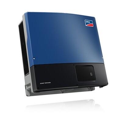 SMA Växelriktare 20000TL-30 m display
