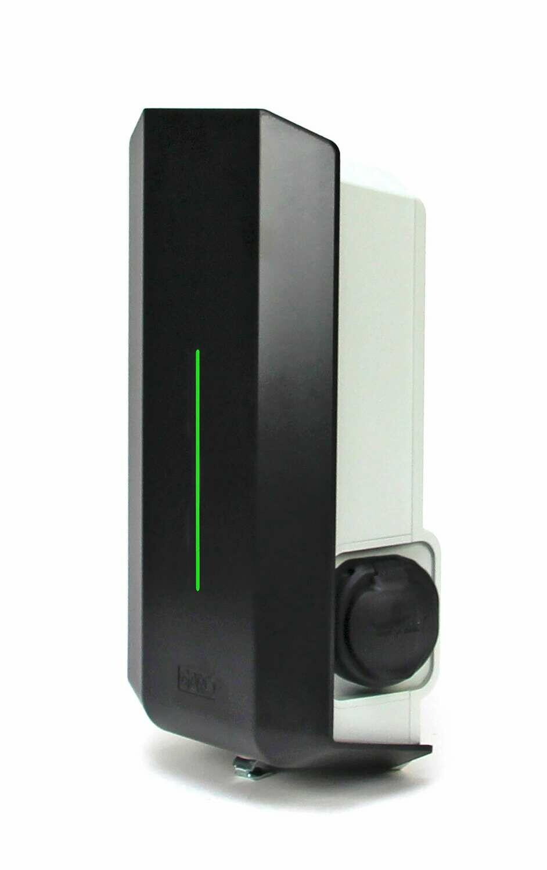 Garo GLB 3-fas laddbox 11/22kW - uttag för sladd