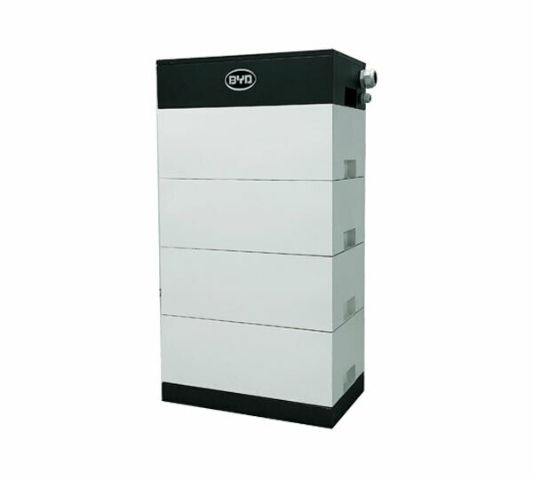 BYD solcellsbatteri- b-box lvs premium