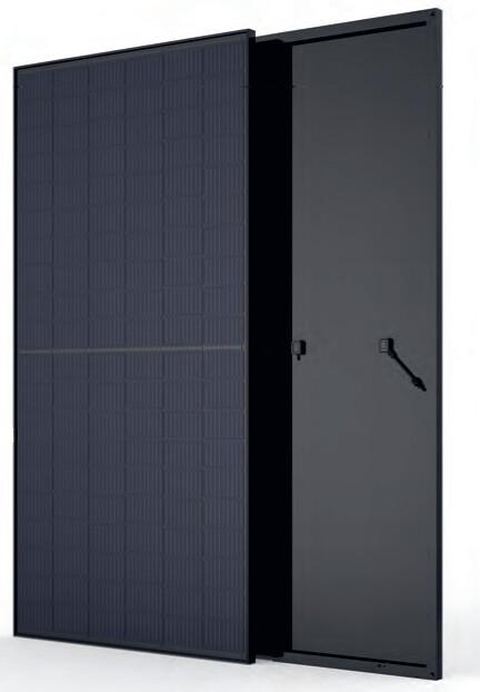 Trina solpanel 325w - helsvart