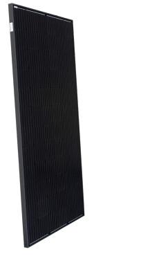 Solpanel Suntech 430w- helsvart