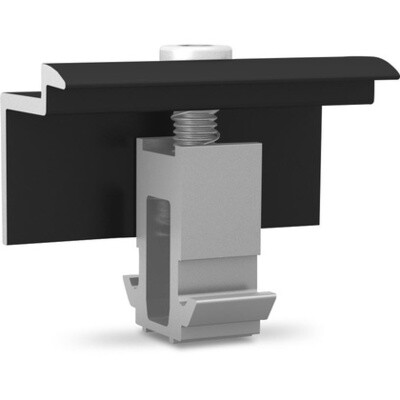 K2 Miniclamp ändklämma   Monteringsmaterial