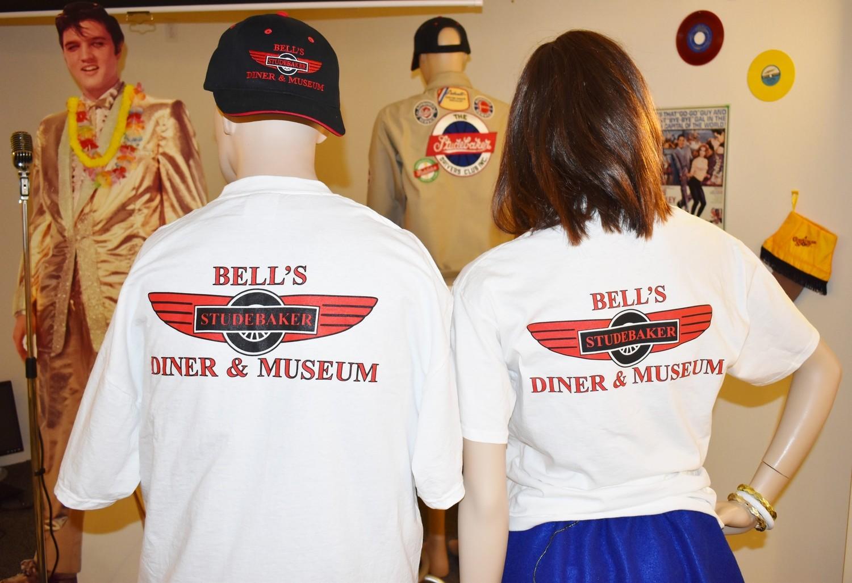 Bell's Studebaker Diner & Museum T Shirt