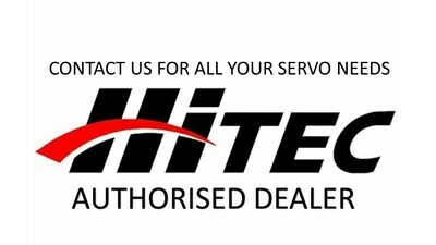 HITEC SERVOS AND PRODUCTS