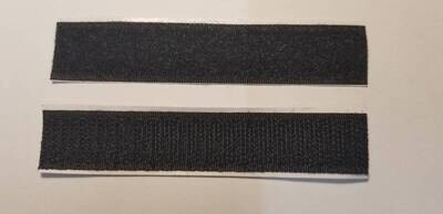 Velcro (Hook & Loop) Self adhesive backing
