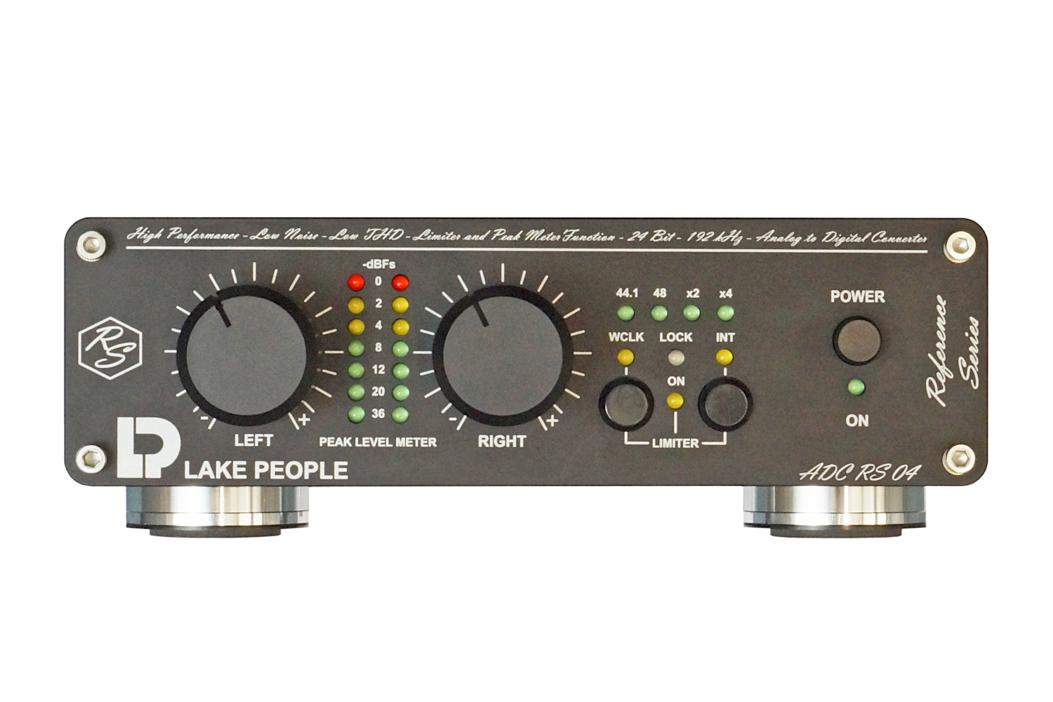 Lake People ADC RS 04 Analog Digital Converter