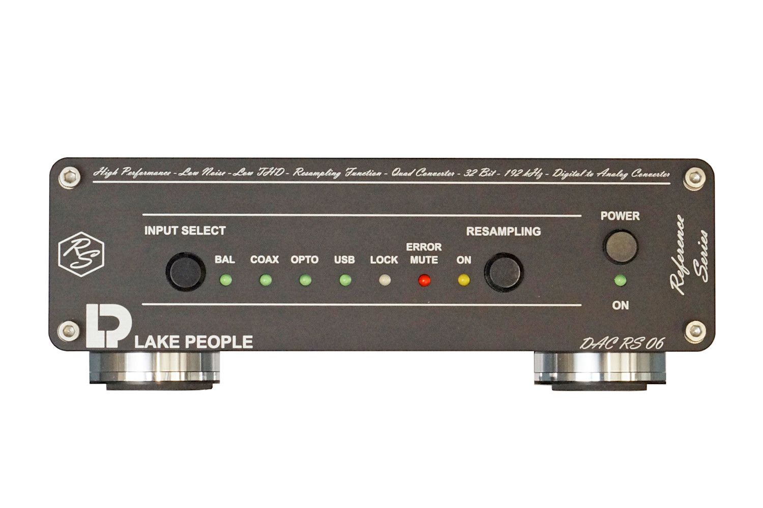Lake People DAC RS 06 Digital Audio Converter