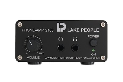 Lake People G103 P Headphone Amplifier