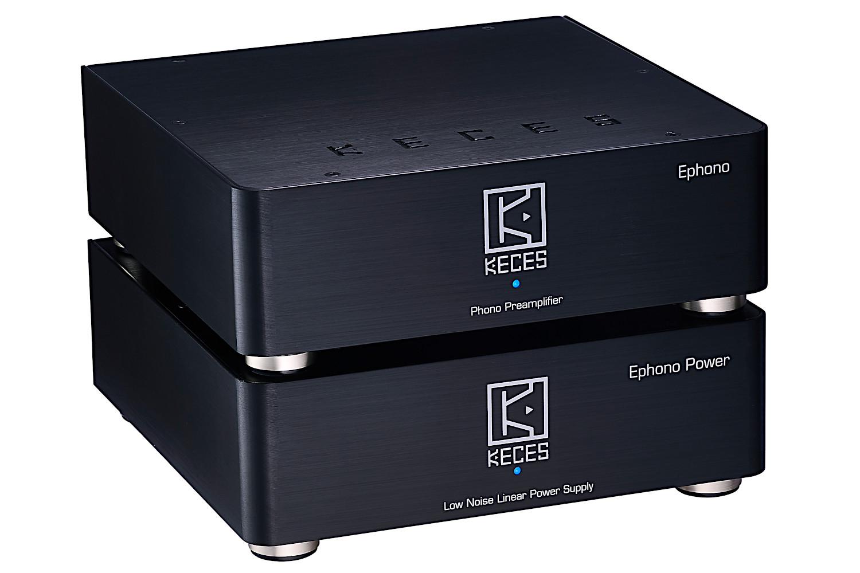 Keces Ephono & Ephono Power Supply