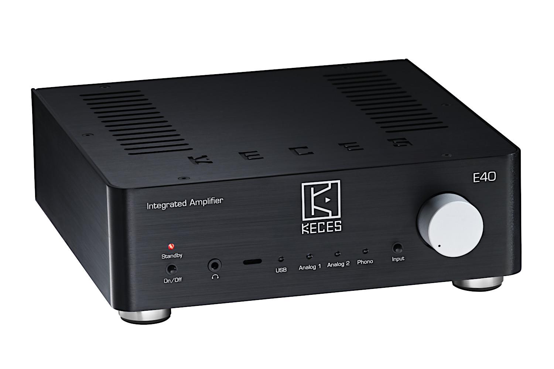 Keces E40 Integrated Amplifier