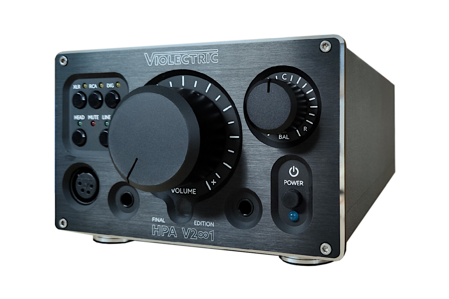 Violectric HPA V281 FE Headphone Amplifier