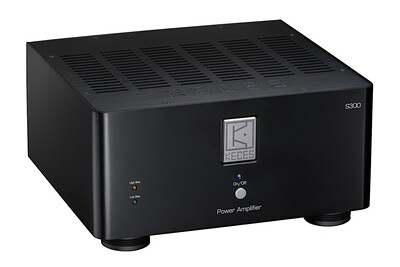 Keces S300 Two Channel Power Amplifier